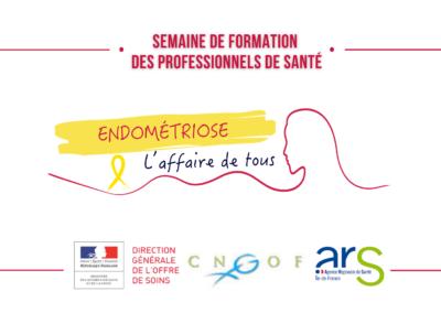 Projet endométriose – Semaine de formation des professionnels de santé