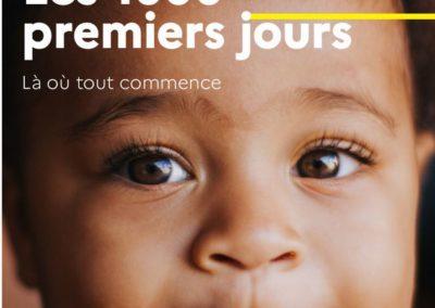 Instruction autour de la politique des 1000 premiers jours de l'enfant